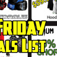 Black Friday Deals On Everything Related To MMA & BJJ